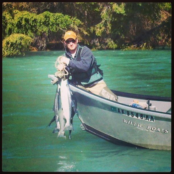 Kenai river kenai river fly fishing page 3 for Kenai river fish counts